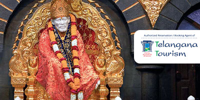 Daily Shirdi Tour by A/c Volvo Coach